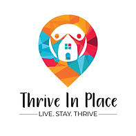Thrive in Place Logo