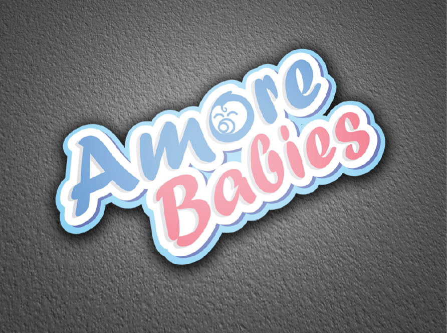 Amore Babies | Logosking.net