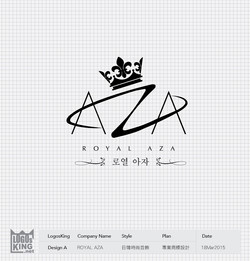 ROYAL AZA | Logosking.net