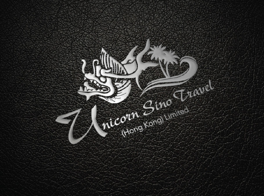 Unicorn Sino Travel | Logosking.net