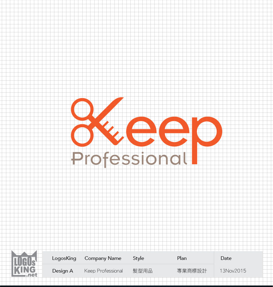 KEEP PROFESSIONAL | Logosking.net