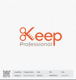 KEEP PROFESSIONAL | Logosking.net