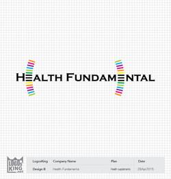 Health Fundamental | Logosking.net