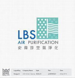 LBS AirPurification | Logosking.net