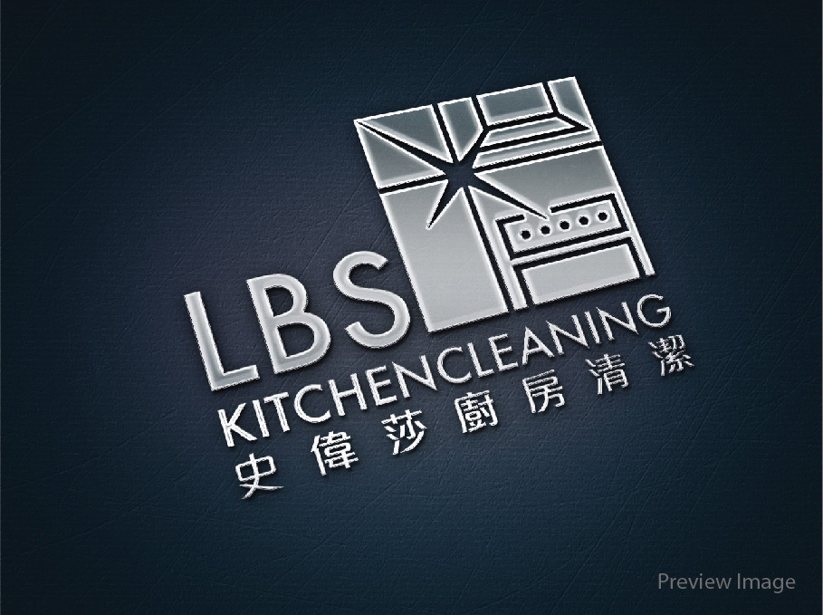 LBS KitchenCleaning | Logosking.net