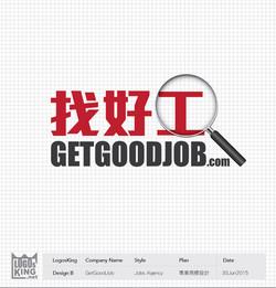 GetGoodJob | Logosking.net