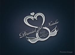 DANIEL + NATALIE | Logosking.net