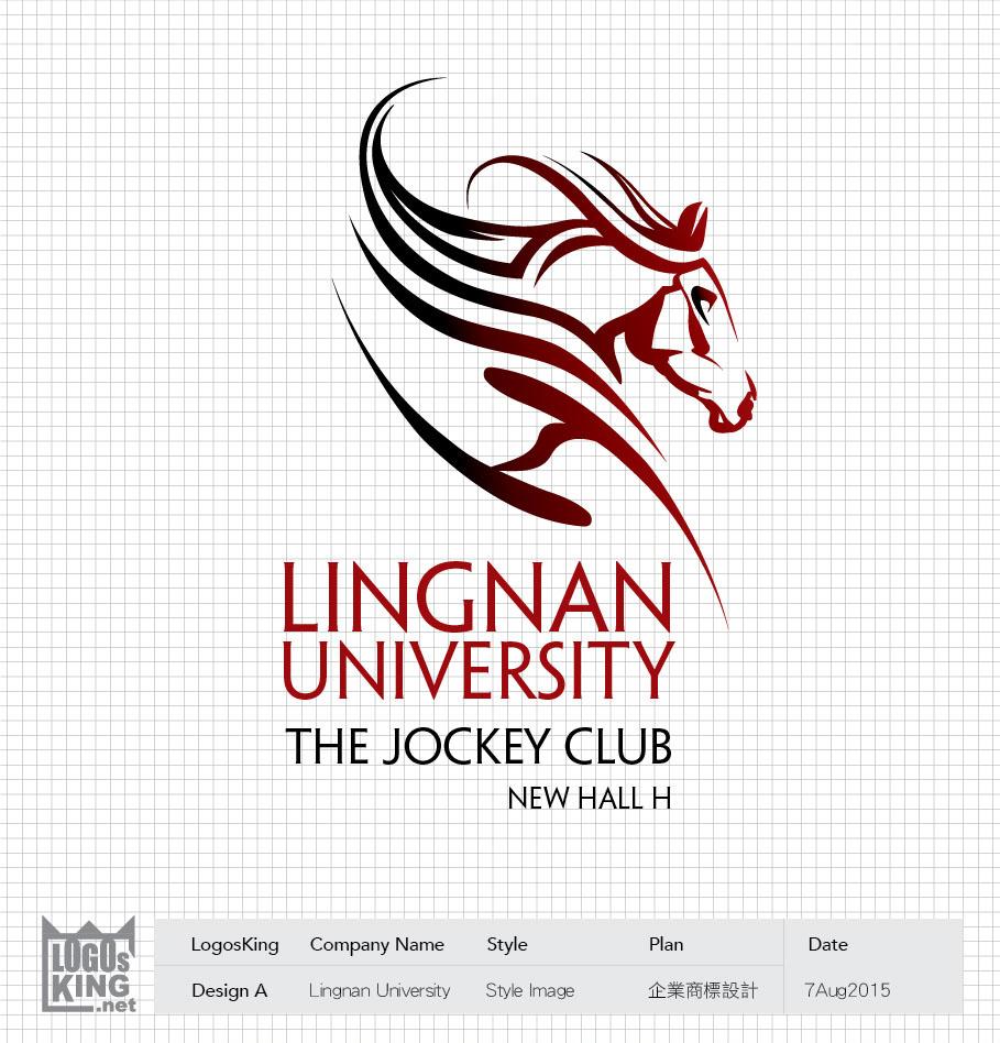 Lingnan University HALL   Logosking.