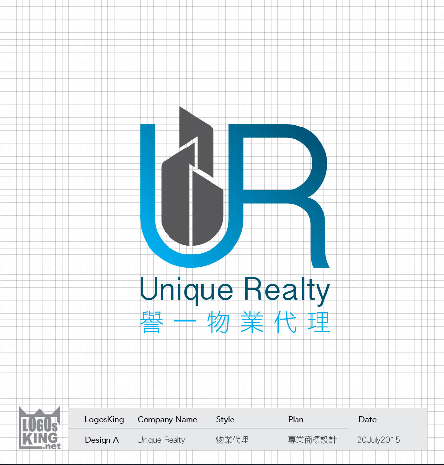 Unique Realty | Logosking.net