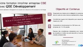 Formation CSE : Inscrivez-vous