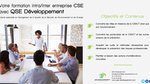 Formations CSSCT : Les dates