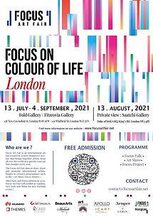 Focus Art Fair London 2021