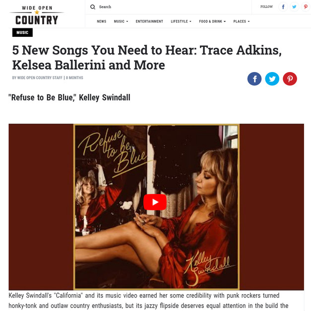 WIDE OPEN COUNTRY - Apr 2020