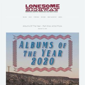 LONESOME HIGHWAY - Dec 12, 2020
