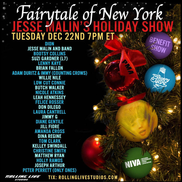 """Fairytail of New York"" - Dec 22, 2020"