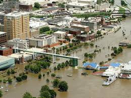 Mississippi flooding the Quad Cities