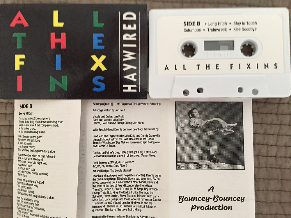 All the Fixins Cassette