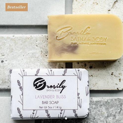 Lavender Bliss Bar Soap