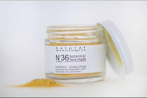 No. 36 Turmeric and Honey Mask