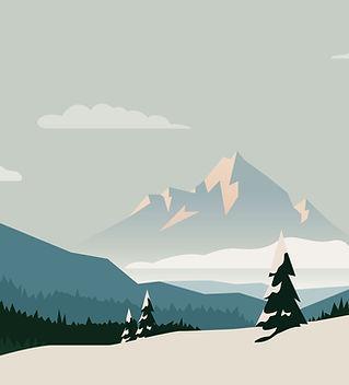 ilustrowane Góry