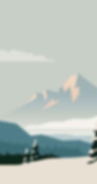 ilustrované hory