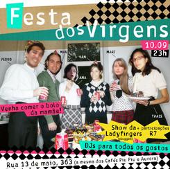 Graphic Design - Birthday Party Flyer