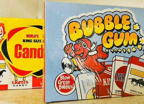 Candy and Gum Cigarettes
