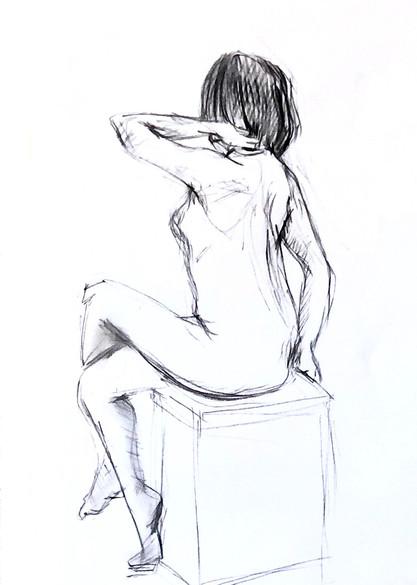 Harada Sitting