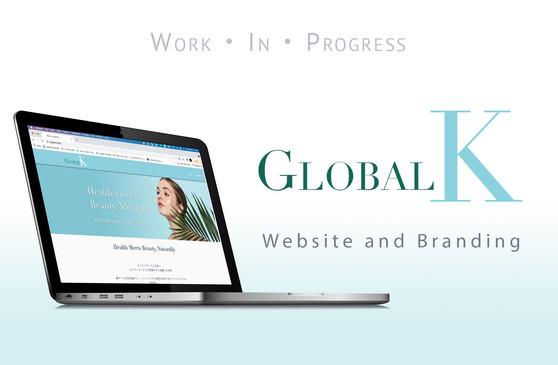 [WIP] Global K: Website and Branding