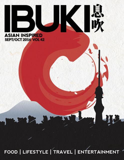 Ibuki Cover: Tokyo
