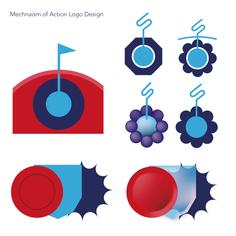 MOA Logos for Pharmaceutical