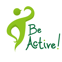 Be Active! Logo