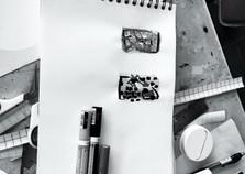 ...bocetos