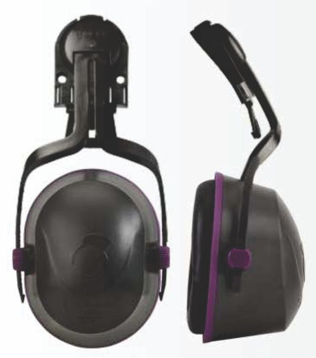 Protetor Auditivo tipo concha p capacete 2021db2