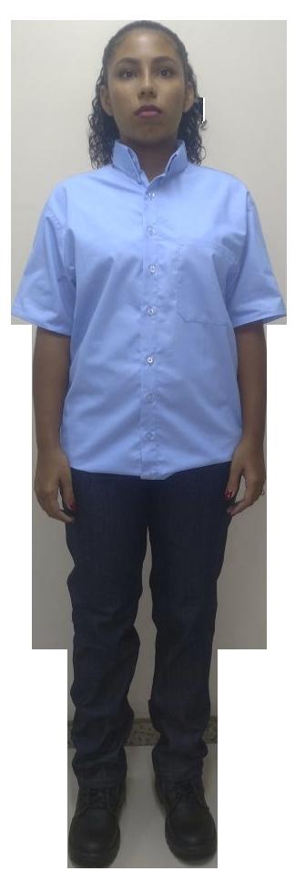 uniforme corporativo social