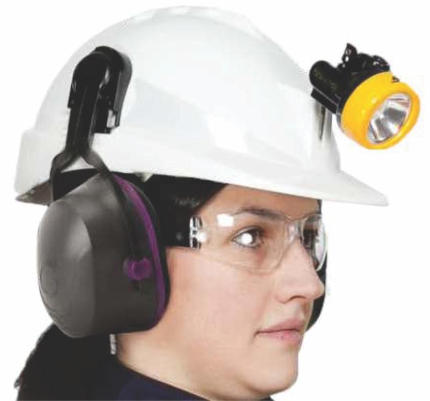 Protetor Auditivo tipo concha p capacete 2021db