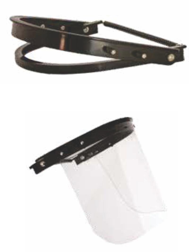 Adaptador para acoplar ao capacete