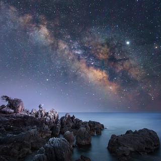 Stars Explosion