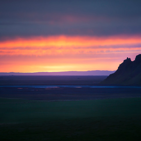 Icelandic Sunset