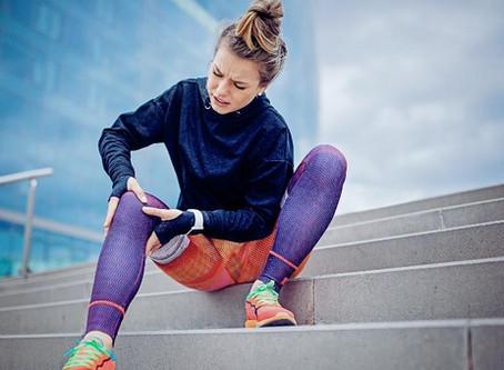 Fiquei dolorido após o treino, tem problema tomar relaxante muscular?