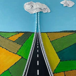 The Road to the clouds - Project 102