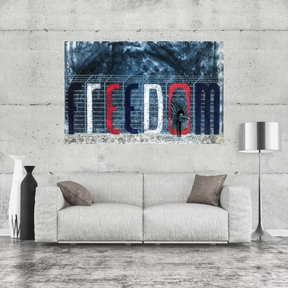 freedom-should-be-easy_contemporary-artwork_aronovitch