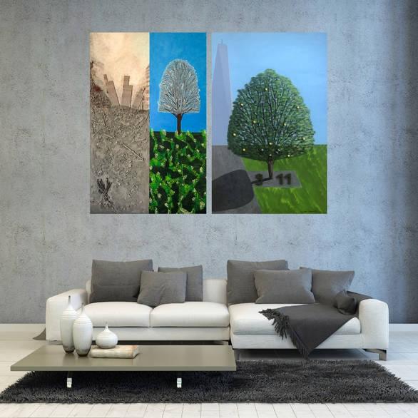 survivor-tree-911_aronovitch_contemporary-artwork