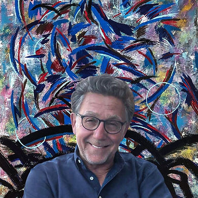 Abraham Aronovicth- Artiste peintre contemporain