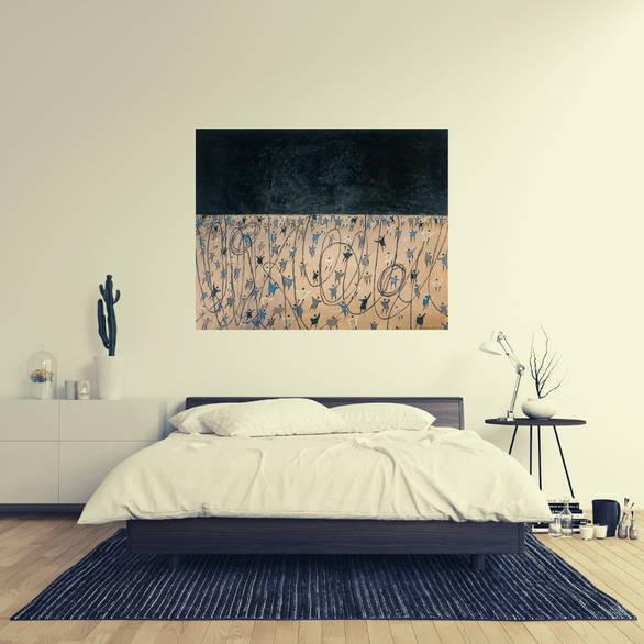 one-way-ticket_aronovitch_contemporary-artwork