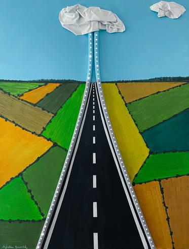 La Route vers les Nuages - Projet 102