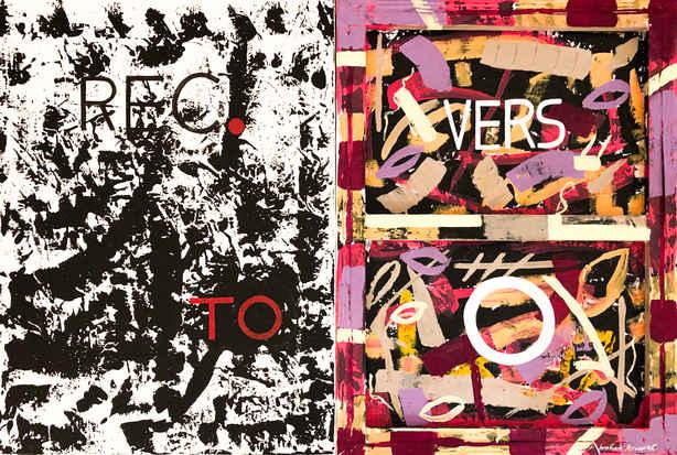 Recto-Verso, Diptyque, 2020