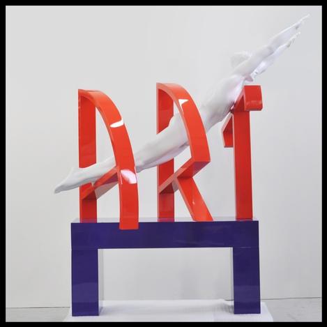 pop-art-sculpture-contemporary-orange