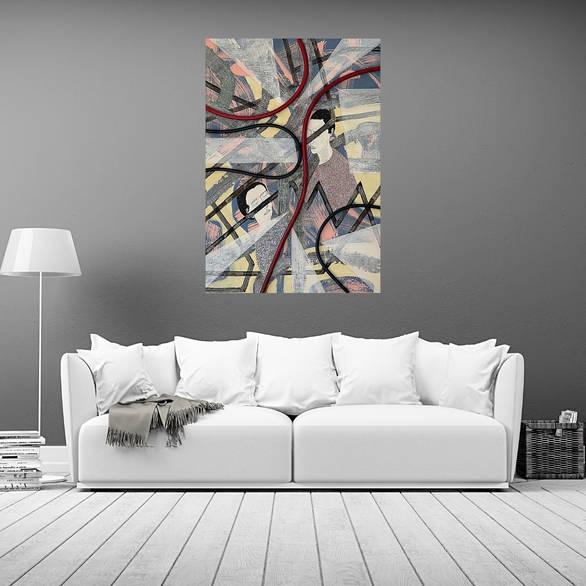 vortex-of-life-with-a-broken-glass_aronovitch_contemporary-artwork