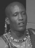 Joseph Koyie, Maasai warrior, activist